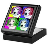 Pop Beagle Keepsake Box