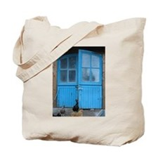 Chicken Coop Tote Bag