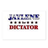JAYLENE for dictator Postcards (Package of 8)