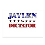 JAYLEN for dictator Postcards (Package of 8)