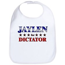 JAYLEN for dictator Bib