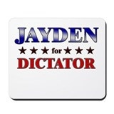 JAYDEN for dictator Mousepad