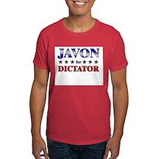 JAVON for dictator T-Shirt