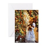 Danish christmas cards Greeting Cards (20 Pack)