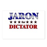 JARON for dictator Postcards (Package of 8)