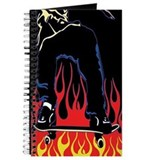 Skater Flames Journal