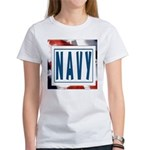 Navy Women's T-Shirt
