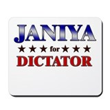 JANIYA for dictator Mousepad