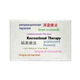 RT in Many Languages Rectangle Magnet (100 pack)