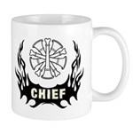 Fire Chief Tattoo Mug