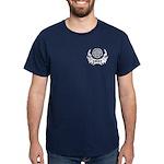 Fire Chief Tattoo Dark T-Shirt