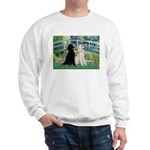 Bridge / Std Poodle (pr) Sweatshirt