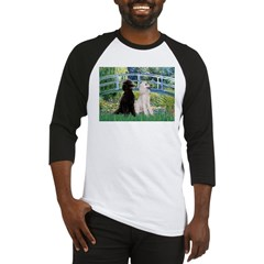 Bridge / Std Poodle (pr) Baseball Jersey