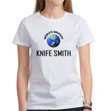 World's Greatest KNIFE SMITH Tee
