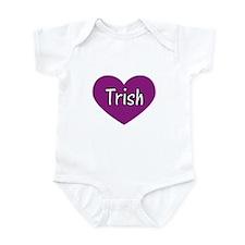 Trish Infant Bodysuit