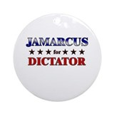 JAMARCUS for dictator Ornament (Round)