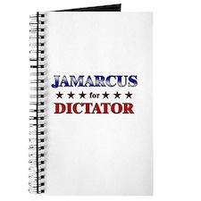 JAMARCUS for dictator Journal