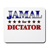JAMAL for dictator Mousepad