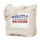 JAKAYLA for dictator Tote Bag