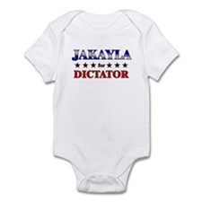 JAKAYLA for dictator Infant Bodysuit