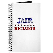 JAIR for dictator Journal