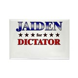 JAIDEN for dictator Rectangle Magnet