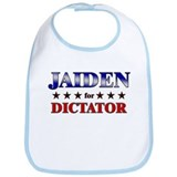 JAIDEN for dictator Bib