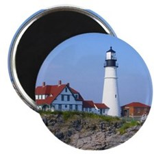 "Portland Head Light 2.25"" Magnet (100 pack)"