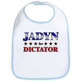 JADYN for dictator Bib