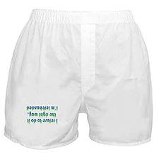 Unique Left handed Boxer Shorts