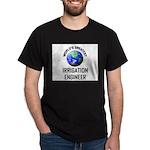 World's Greatest IRRIGATION ENGINEER Dark T-Shirt