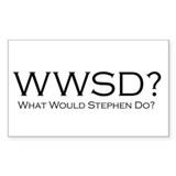 WWSD (1) Rectangle Decal