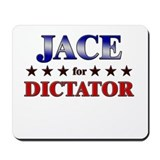 JACE for dictator Mousepad