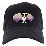 Purple Mountain Corgi Baseball Cap