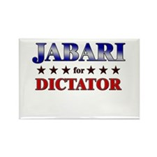 JABARI for dictator Rectangle Magnet