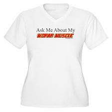 """""""Ask Me About My Mopar"""" T-Shirt"""