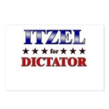 ITZEL for dictator Postcards (Package of 8)