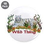 "Wild Thing 3.5"" Button (10 pack)"