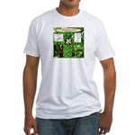 Chickweed Fitted T-Shirt