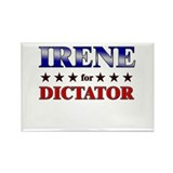IRENE for dictator Rectangle Magnet (10 pack)
