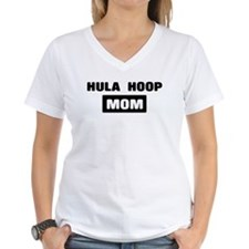 HULA HOOP mom Shirt