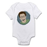 James himself Infant Bodysuit