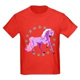 Purple Unicorn T
