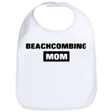 BEACHCOMBING mom Bib