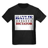 HAYLIE for dictator T