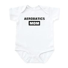 AEROBATICS mom Infant Bodysuit