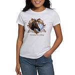 I'd Rather Be Riding Horses Women's T-Shirt
