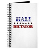 HALI for dictator Journal