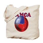 Samoa football team Tote Bag