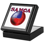 Samoa football team Keepsake Box